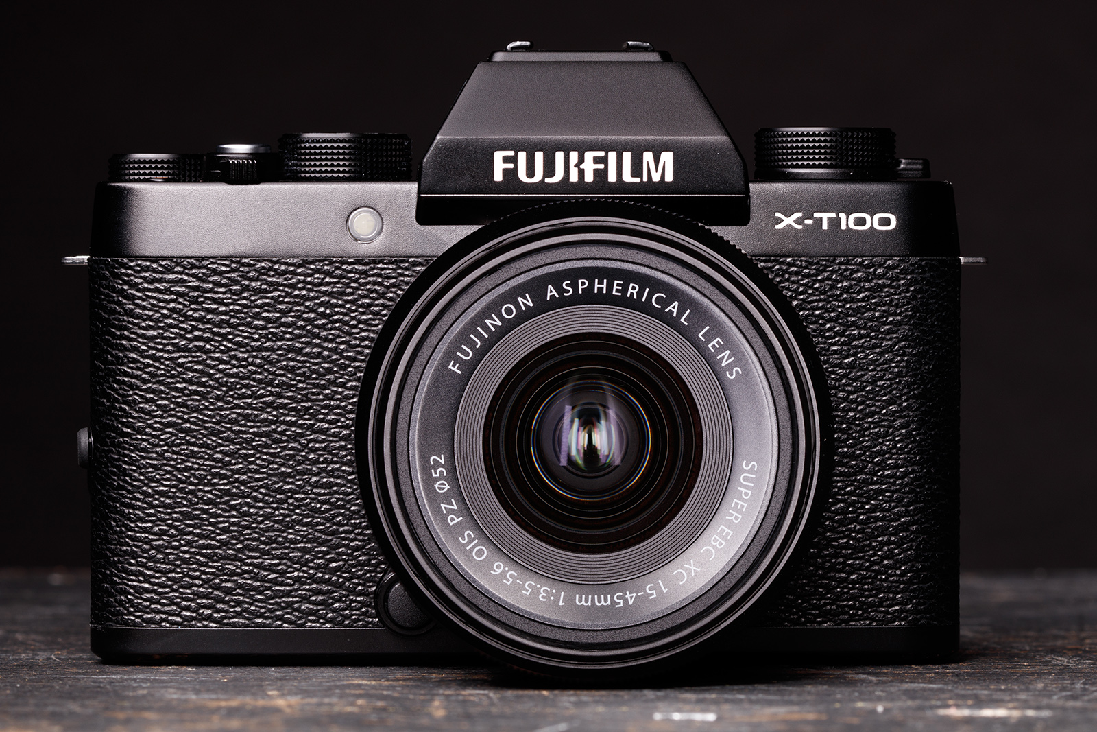 Fujifilm X-T100 review: Digital Photography Review