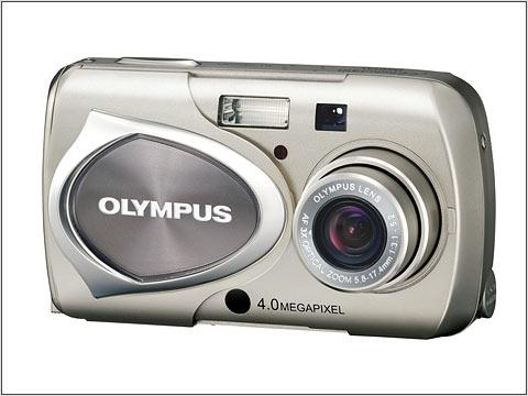 olympus stylus 410 digital digital photography review rh dpreview com Olympus Body Camera Vector Olympus Stylus 720 SW Camera