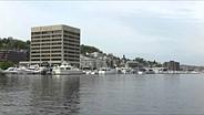 Canon PowerShot G1 X II waterfront sample video