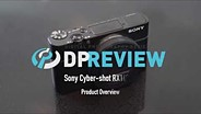Sony Cyber-shot RX100 VI product overview