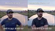 Fujifilm X-T3 VS Panasonic GH5用于视频:快速外观GydF4y2Ba