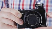 Canon G7X Video Preview