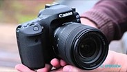 In a nutshell: Canon EOS 80D