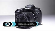 Canon EOS 7D Mark II Product Overview