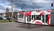Sony NEX-6 streetcar sample video