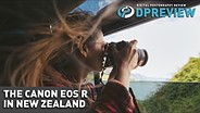 The Canon EOS R in New Zealand