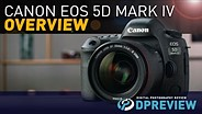 Canon EOS 5D Mark IV Overview