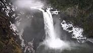 Sony A7 waterfall sample video (24p)