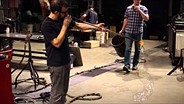 Sony NEX-6 glass blowing sample video