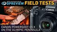 Field Test: Canon PowerShot G5 X on the Olympic Peninsula