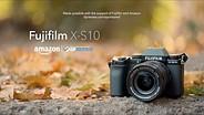 Fujifilm X-S10 overview