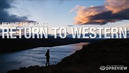 Behind the scenes of 'Return to Western' with Sony, and photographer Max Lowe