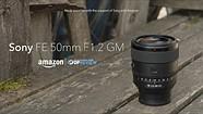 索尼FE 50mm F1.2通用概述