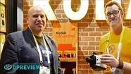 CES 2016: Kodak 8mm Movie Camera