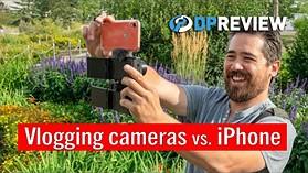 Best Camera for Vlogging (Sony ZV-1, Panasonic G100, Apple iPhone)