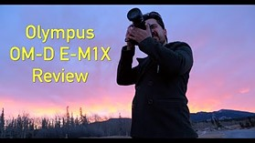 DPReview TV: Olympus OM-D E-M1X Review