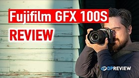 Fujifilm GFX 100s审查