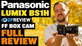 Panasonic BS1H Review - Is Boxy Better?
