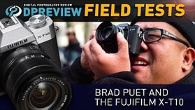Field Test: Brad Puet and the Fujifilm X-T10