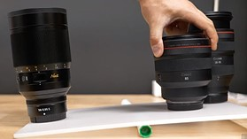 DPReview TV: Nikon 58mm F0.95 Noct First Impressions