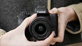 First look: Canon EOS M50