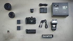 Getting Started Guide: Olympus OM-D E-M1 Mark II