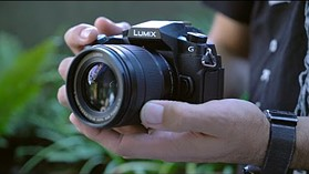 Panasonic G85/G80 First Look