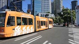 Nikon Coolpix P7700 streetcar sample video