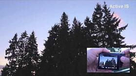 Sony Cyber-shot DSC-RX100 IV video stabilization demonstration