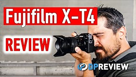 Fujifilm X-T4 Review: Hands-on with Fujifilm's newest flagship camera