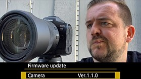 Canon R5 Firmware 1.1 - Is the overheating fixed?