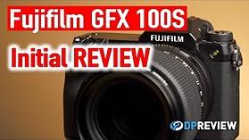 Fujifilm GFX 100S第一印象审查