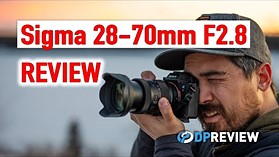 Sigma 28-70mm F2.8 DG DN Contemporary Review