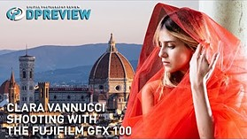 Clara Vannucci takes the Fujifilm GFX 100 to Florence