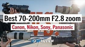Best 70-200mm F2.8 Lens (Canon, Nikon, Sony, Panasonic)