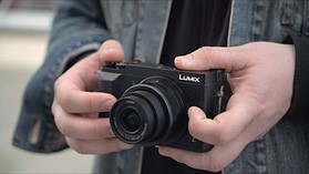 Panasonic Lumix DMC-GX85/GX80 Overview