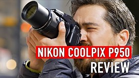 Nikon Coolpix P950 Hands-on Review