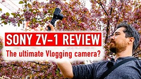 Sony ZV1 Review: The Ultimate Vlogging Camera?