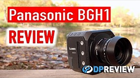 Panasonic BGH1 Hands-on Review: Panasonic's new box camera