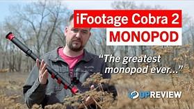 iFootage Cobra 2 Long-Term Review: The Greatest Monopod In The History Of Ever