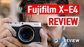 Fujifilm X-E4 Review – Is it an X100 with interchangeable lenses?