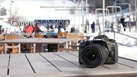 Canon EOS 90D Product Overview