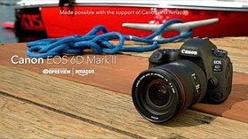 Product Overview: Canon EOS 6D Mark II
