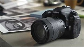 Canon 80D Product Overview