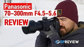 Panasonic 70-300mm F4.5-5.6 OIS Macro Review